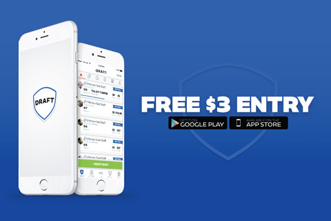 Draft Promo Code - Free $3 Entry