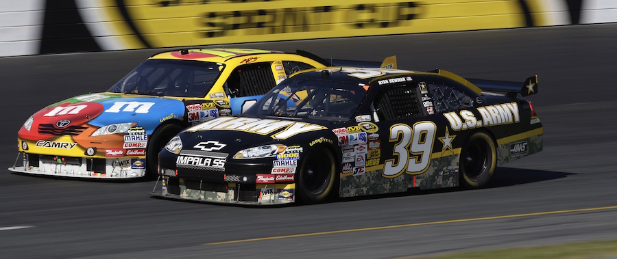 DraftKings NASCAR Header